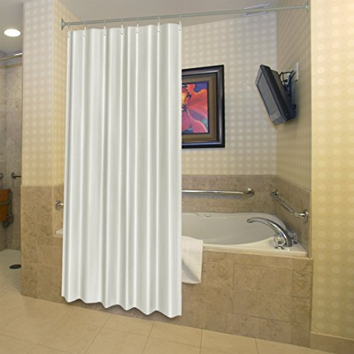 Amazon Kitchen Curtains Discount Store: Utopia Bedding Premium Mildew Resistant PEVA Shower