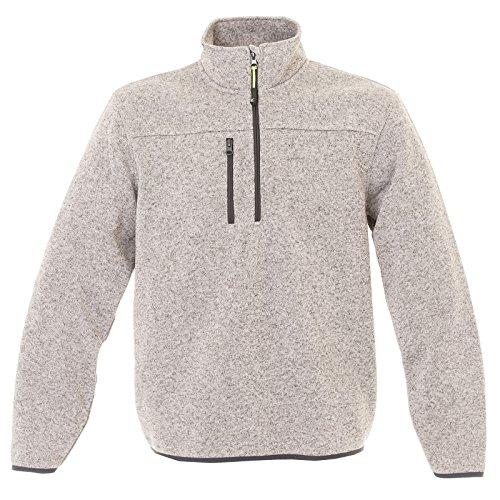 Light Lavoro Uomo Fleece Jrc Invernale In Chemagliette Felpa Michigan Maglia Da Giacca Pile Knitted Grey gEwHZOq