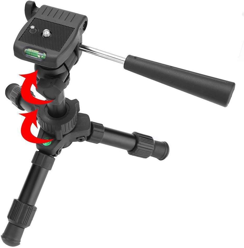Digital Camera Lightweight Aluminum Travel Tripod YUANWEI Camera Tripod Mounting Screw for Rangefinder Aluminum Camera Tripod