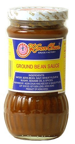 Koon Chun Ground Bean Sauce - 13 oz.