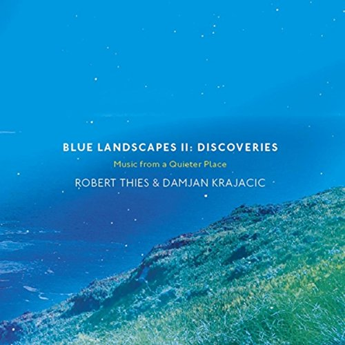 Blue Landscapes II: Discoveries