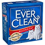 Ever Clean Multiple Cat Premium Clumping Cat Litter, My Pet Supplies