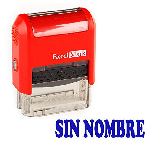 Spanish Teacher Stamp - SIN NOMBRE