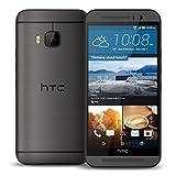HTC One M9 Factory Unlocked Cellphone, 32GB, Gunmetal Grey