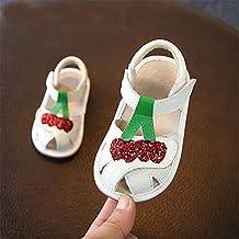 Herekind Summer Girl Fashon Glitter First Walker Children Black Genuine Leahter Flat Shoe Baby Brand Soft Slipper FW027