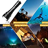 VOLADOR DF60 6000 Lumen Diving Flashlight, Super