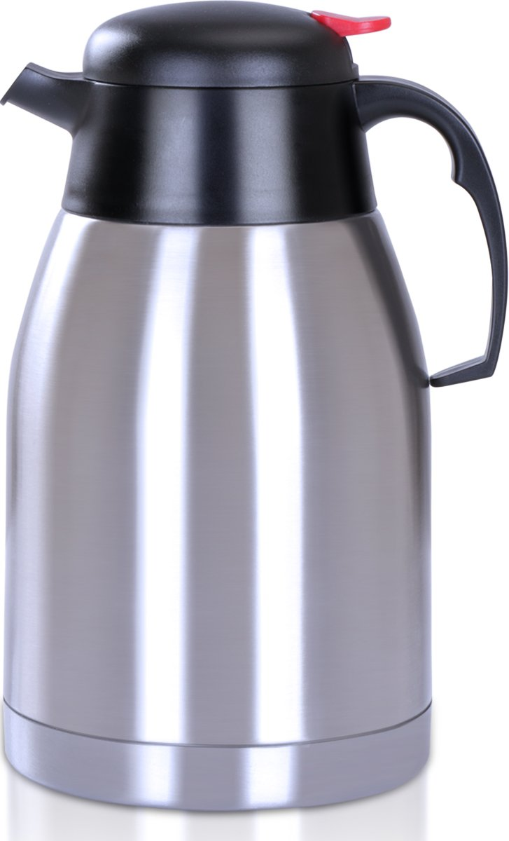 2 Liter Coffee Pot Thermal Carafe Stainless Steel Pitcher