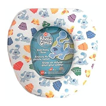 Amazon.com: Blue s Clues suave cojín orinal Asiento ...