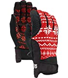 Womens Pipe Glove, Snow Angel, Large
