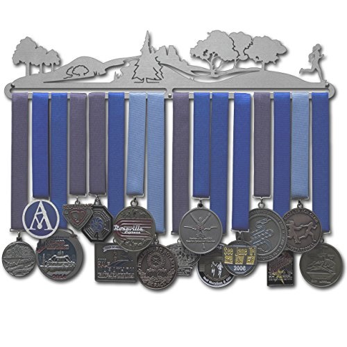 Allied Medal Hanger - Trailscape - Female Figure (18