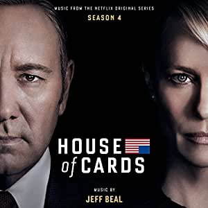 House Of Cards 4 (Jeff Beal) [2 CD]