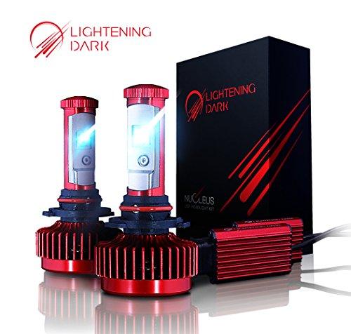 LIGHTENING DARK H11 LED Headlight Bulbs