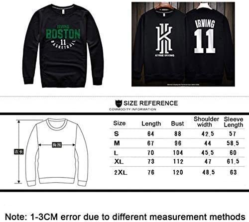 SMLSMGS Fan Mouvement L.Un Lakers James # 23 Hoodie Kobe Bryant Fashion Basketball Sport Sweat-Shirt T-Shirt Confortable All-Star Jersey noir-7-L Encapuchonn/é Color : Gray, Size : Small