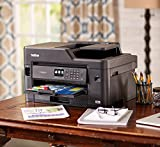 Brother Printer MFCJ5330DW Wireless Color Printer with Scanner, Copier & Fax, Amazon Dash Replenishment Enabled