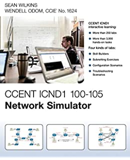 CCNA Routing and Switching 200-120 Network Simulator: Wendell Odom