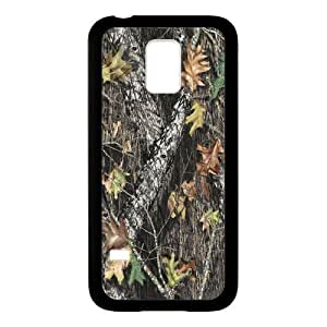 Case for SamSung Galaxy S5 mini Cool Camo Camouflage realtree Personalized Custom Durable Protector Kimberly Kurzendoerfer