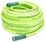 2 Pack Legacy HFZG5100YW Flexzilla 5/8'' X 100' Garden Hose Assembly with 3/4''- 11-1/2'' GHT Fittings