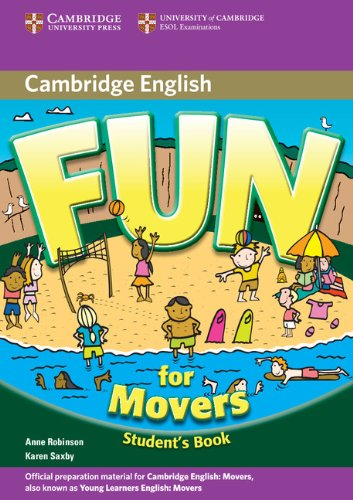 Fun for Movers Student's Book - Movers For Fun