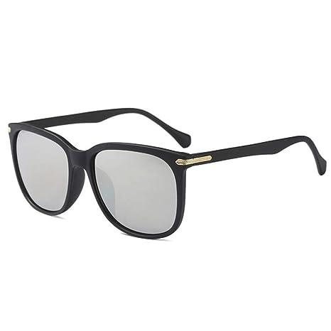 Yangjing-hl Gafas de Sol Redondas Gafas de Sol clásicas ...