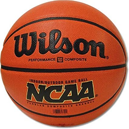 Amazon.com: Wilson NCAA Competencia interior/exterior ...