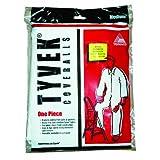 Trimaco Painter's Tyvek HD Heavy-Duty Coveralls, White, Medium,14121