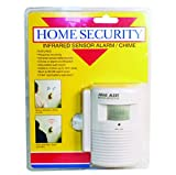 NEW! Home Security Mini Alert Motion Detector System Infrared Sensor Alarm Chime