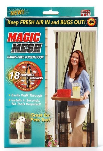 Zehui Magic Mesh Hands-Free Screen Door