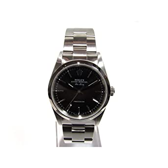 more photos 8797d b1df7 Amazon | ロレックス ROLEX エアキング 14000M 中古 腕時計 ...