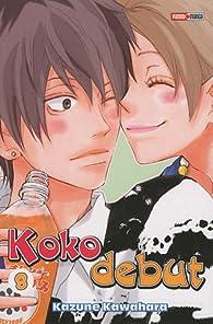 Koko Debut, tome 8 par Kazune Kawahara