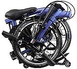 Dahon Curl i8 Blue Folding Bike Bicycle