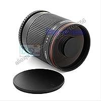 HM 500mm F8 Reflex Mirror Telephoto Lens for Canon EOS DSLR Camera