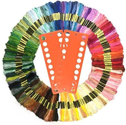 150Pcs Cross Stitch Needles Hand Embroidery Needle Large Eye Size 22 24 26