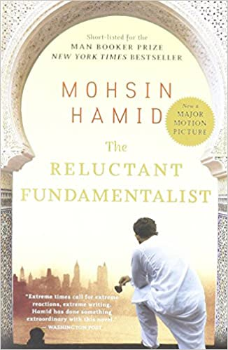 Book The Reluctant Fundamentalist 1st (first) Edition by Hamid, Mohsin published by Harvest Books (2008)