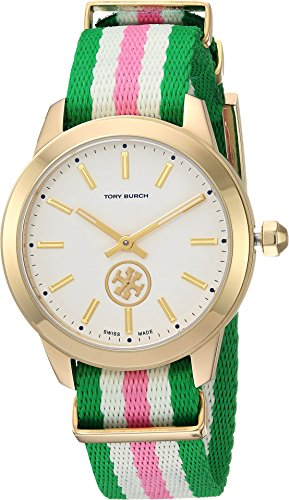 Tory Burch Womens TB1211 Gold One Size by Tory Burch