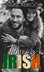 Taming Irish: A Rock Star Romance (Wild Irish Book 3)