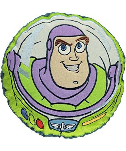 Crown Crafts Disney Toy Story Decorative Throw Pillow Buz...