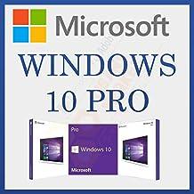 MS Windows 10 PRO | Enlace Oficial | Con Factura | Versión Completa, Licencia Original de por vida, código de activación de la licencia de correo electrónico y tiempo de entrega del mensaje: 6 horas