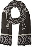 Pendleton Men's Harry Potter Muffler Scarf, Hogwarts Houses, One Size