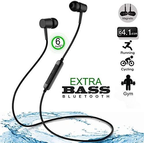 1ad58245790 Zoyo Bass Headphones with mic Bluetooth Headset with Mic Earphone with Mic  Extra Bass Bluetooth Earphones in-Ear Headphones with Mic Bluetooth  Headphones ...