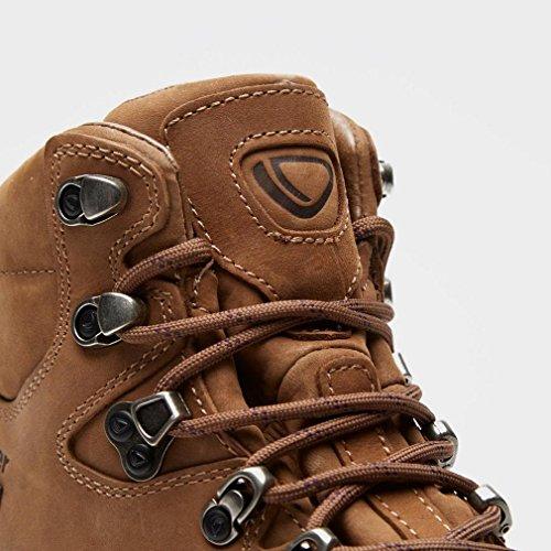 de al Marrã³n Marrã³n Aire Country 42 Master Bota Brasher Womens de Zapato Libre Brown Calzado Paseo Axqv6w