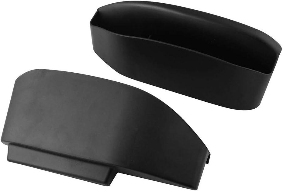 Accessori Interni automobilistici Geartray Gear Shifter Side Console Storage Box Trasmissione Manuale Laterale Organizzatore Vassoio for Jeep Wrangler JK Semplice e Pratico