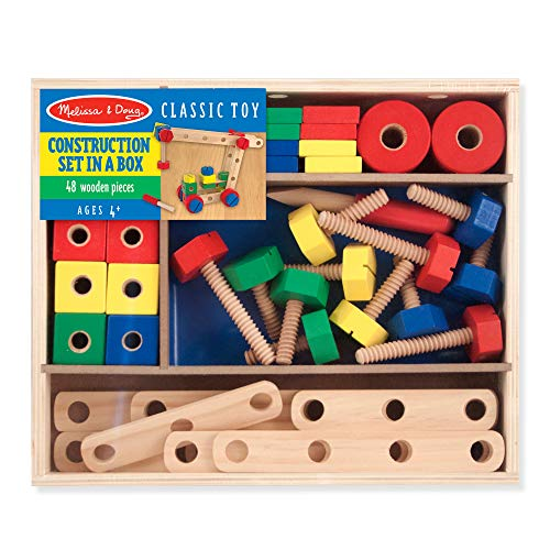 Melissa Doug Construction Set