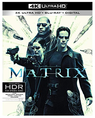 The Matrix (4K Ultra HD/BD) (4K Ultra HD) [Blu-ray]