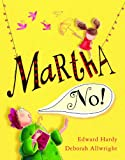 img - for Martha, No! book / textbook / text book