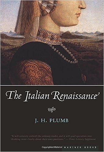 The Italian Renaissance Revised Edition