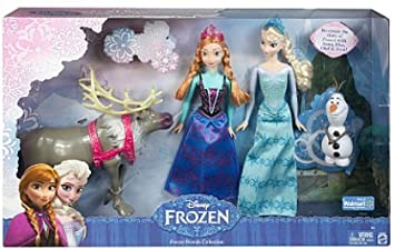 Amazon Es Disney Frozen Friends Collection Gift Set Includes Elsa