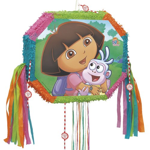 Dora the Explorer Pinata, Pull String (Dora The Explorer Costumes)
