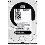 WD Black 5TB Performance Desktop Hard Disk Drive - 7200 RPM SATA 6 Gb/s 128MB Cache 3.5 Inch  - WD5001FZWX