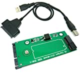 Aneew 26pin SSD to SATA Adapter Card with USB Cable for Sandisk SD5SG2 From Lenovo X1 Carbon Ultrabook