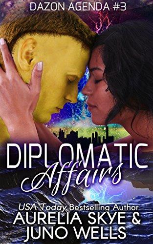 Diplomatic Affairs Dazon Agenda Book ebook product image